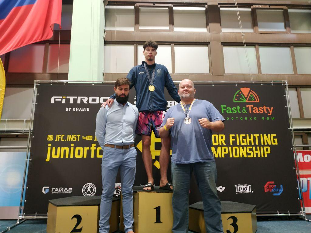 1-ый Международный отборочный турнир Junior Fighting Championship в Москве. Итоги.