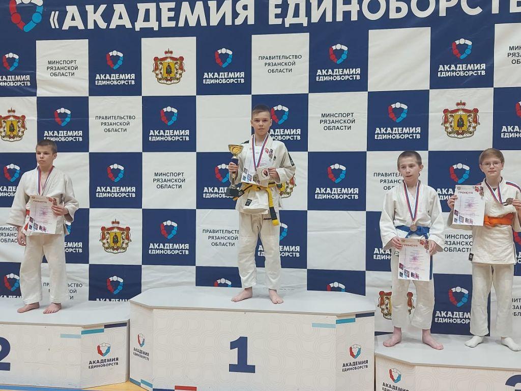Итоги выступления сборной команды Ярославской области на соревнованиях в Рязани.