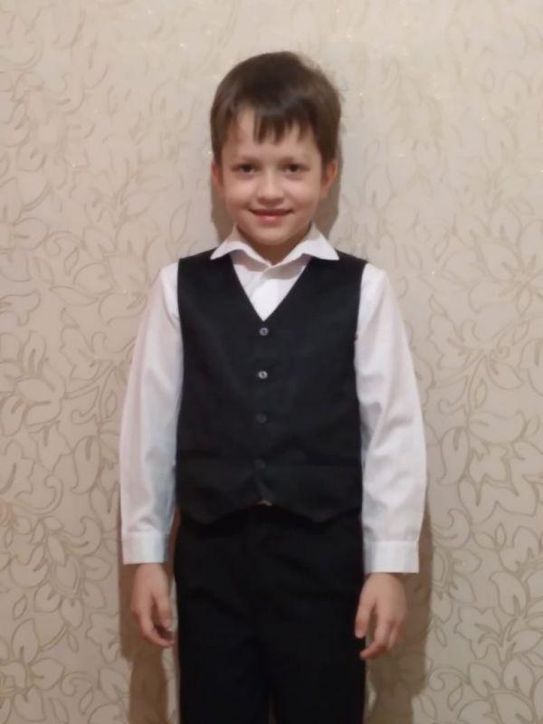 Поздравляем с Днём Рождения Олегина Дмитрия! Желаем Ему Здоровья и Успехов в Учёбе и Спорте!