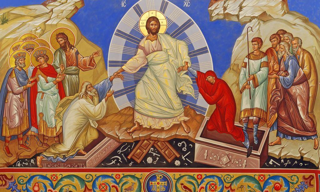 Поздравляем Всех с Великим православным празд-ником Воскресения Господня!
